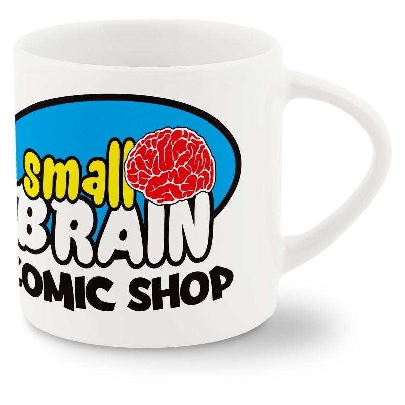 Mini mug Oslo 150 ml Spécial Machine Marquage en Quadri