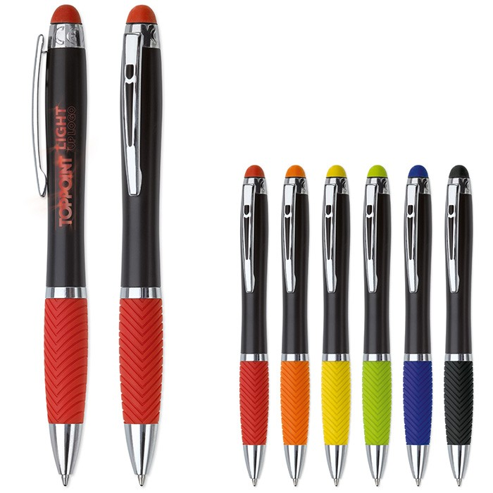 Le stylo bille lumineux