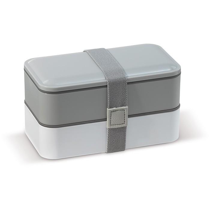 Boîte à bento avec couverts 1250ml