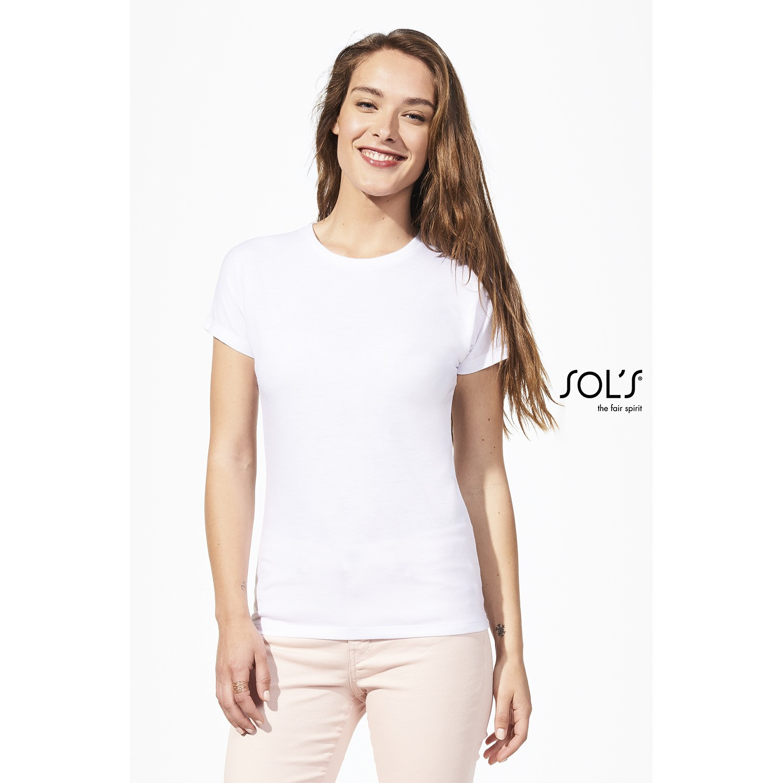 Tee-Shirt Femme Pour La Sublimation SOL'S MAGMA WOMEN