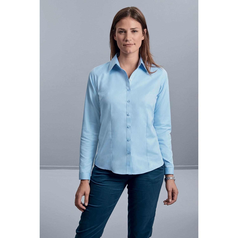 Chemise Femme Manche Longues à Chevrons