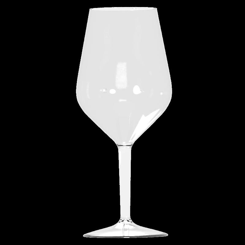 """Verre à Vin Transparent """"Cabernet"""" en Tritan – 43 cl"""