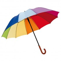 Parapluie Golf Rainbow Light