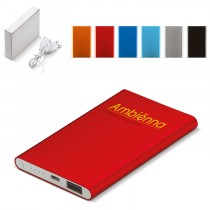 Powerbank 4000 mAh Slim
