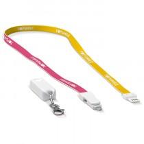 Cable multi connectiques impression sur mesure
