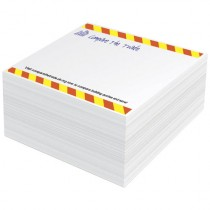 Cube Papier 100 x 100 cm - 540 Feuilles