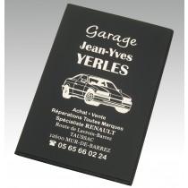 Porte carte grise Triptic - 1er prix