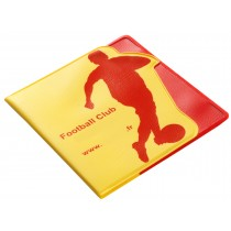 Porte-cartes club modèle foot - 1er prix