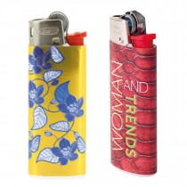 Mini Briquet BIC J25 Quadri 360°