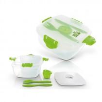 Boite à Repas (Lunch Box Salad'Box) en Plastique