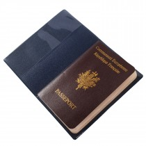 Couverture Passeport Europe - 1er Prix
