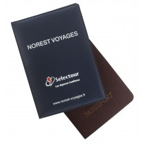 Couverture Passeport Europe - Prestige