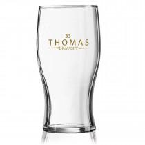 Pinte en verre tulipe – 600 ml