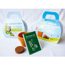 Mallette Kit de plantation
