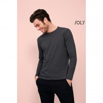 Tee-Shirt Homme Manches Longues SOL'S IMPERIAL LSL MEN