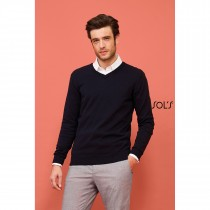 Pull Col V Homme Sol's Galaxy Men