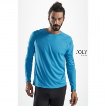 Tee-Shirt Sport Homme Manches Longues SOL'S SPORTY LSL MEN