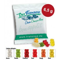 Mini oursons d'Or HARIBO 6,5 gr