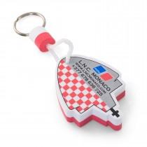 Porte-clés mousse