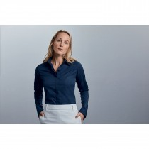 Chemise Femme Manches Longues : Ultimate Stretch
