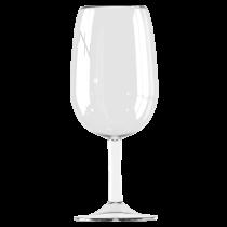 """Verre à Vin Transparent """"Syrah"""" en Tritan – 22,5 cl"""