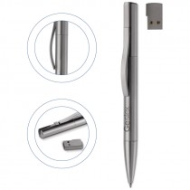 Stylo bille métal USB 4GB