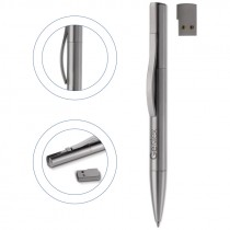 Stylo bille Métal USB 8Gb
