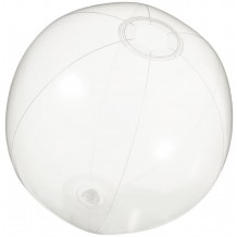 Ballon de plage transparent Ibiza