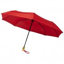 """Parapluie en PET recyclé pliable 21"""" à ouverture/fermeture automatique Bo"""