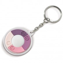 Porte-clés indice UV