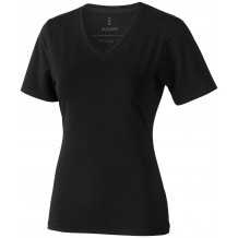 T shirt col V Bio Kawartha Femme