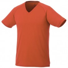 T-Shirt Cool Fit Col V Homme Amery