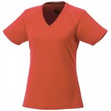T-Shirt Cool Fit Col V Femme Amery