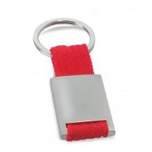 Porte-clés rectangulaire sangle PE