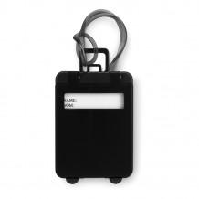 Étiquette de bagage en plastique