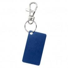 Porte-clés plaqué aluminium