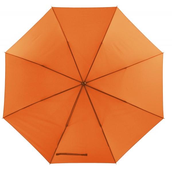 Parapluie Mobile, Couleur : Orange