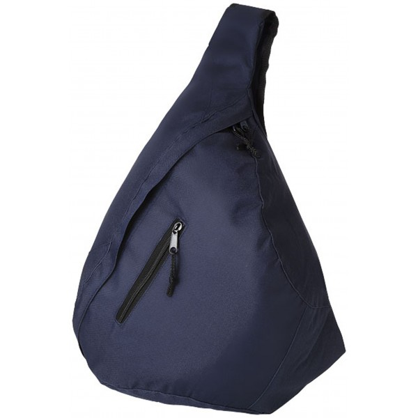 Sac de ville triangle Brooklyn, Couleur : Bleu Marine