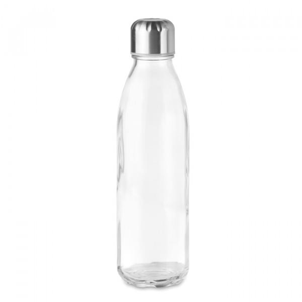 Bouteille en verre 650 ml, Couleur : Transparent, Option price set :