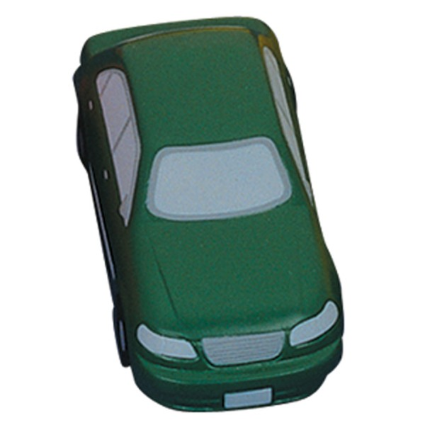 Anti-stress Voiture Berline, Couleur : Vert, Taille :