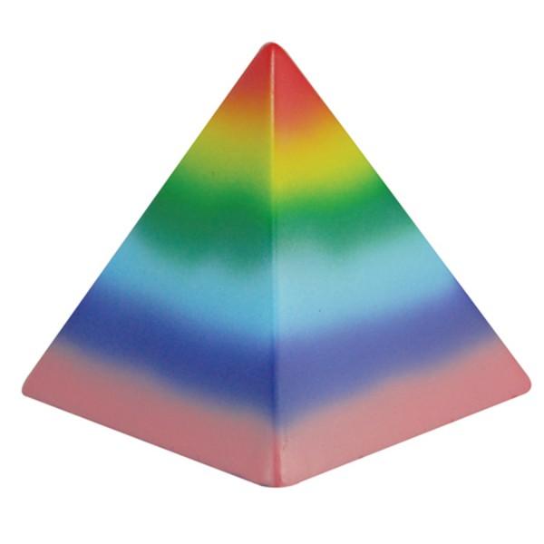 Anti-stress Pyramide, Taille :