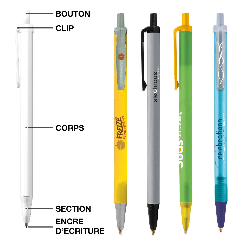 stylo publicitaire Bic
