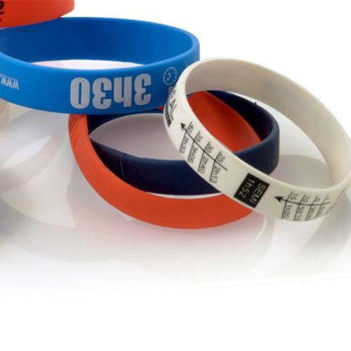 bracelet silicone pub j-media