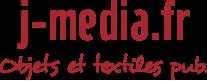 J-media, objets et textiles publicitaires